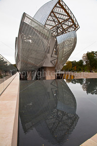 Foundation Louis Vuitton just opened