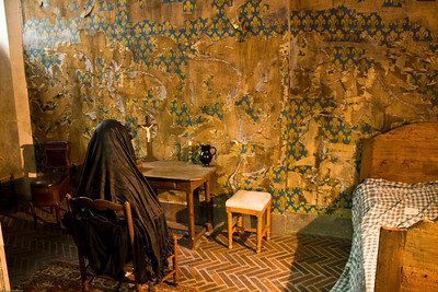 Marie Antoinette's cabin at the Conciergerie