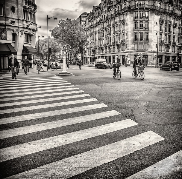 Streets of Paris, 2012