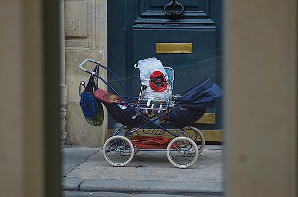 Baby on a Doorstep