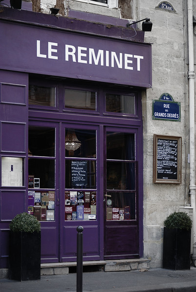 Le Reminet Restaurant - Paris