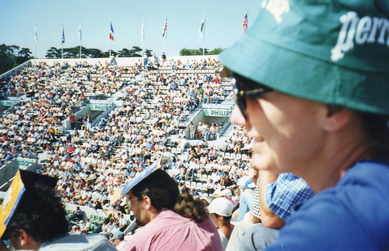 French Open '97: Carla, Court Suzanne Lenglen
