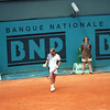 French Open '95: Thomas Muster, Court 1