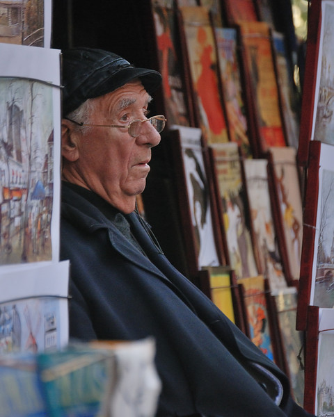 Bookstall Vendor