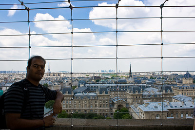 Me on the Notre Dame