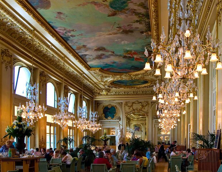 Tea Room, Musee D'Orsay