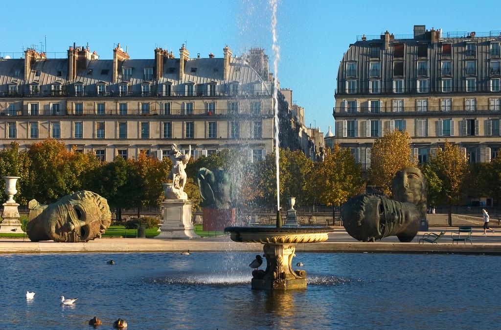Tuileries Sculptures