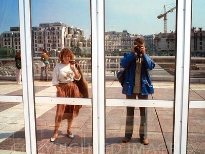 Paris with Dion