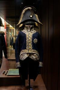 Marshals' coat
