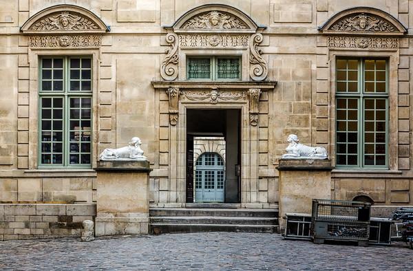 Hotel de Sully (Marais)