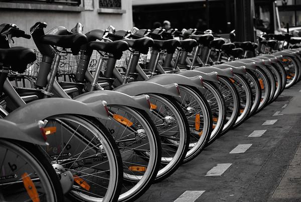 Paris Bikes