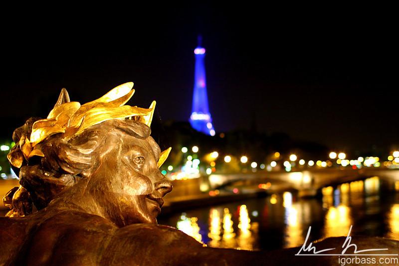 Pont Alexandre III (Paris, FR)