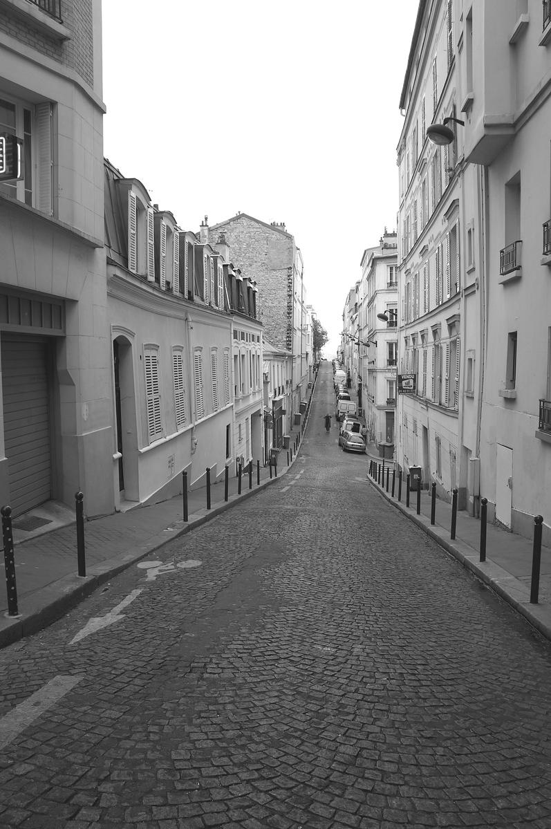 Montmartre, Paris 2012