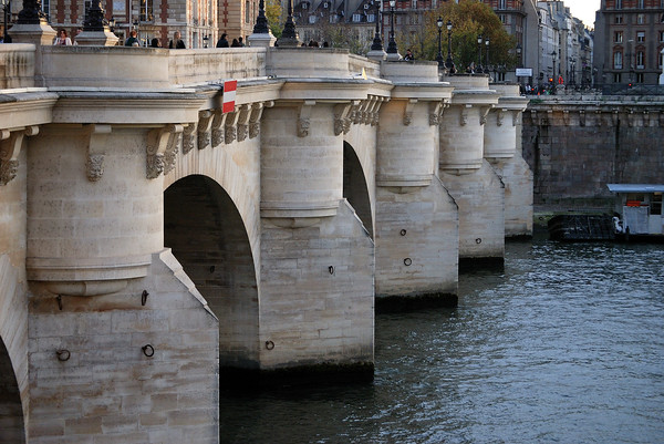 Bridge over La Seine