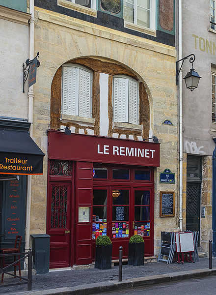 Great restaurant near the Notre Dame