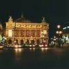 Opera Garnier being restored