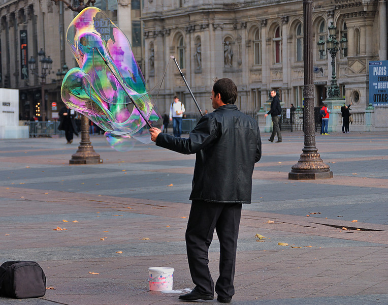 Bubbler - Paris
