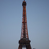 Eiffel Tower started sparkling right as the Spanish scored