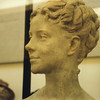 Bust of Eugenie Fiocre by Jean-Baptiste Carpeaux at the Musee d'Orsay. mesmerizing!