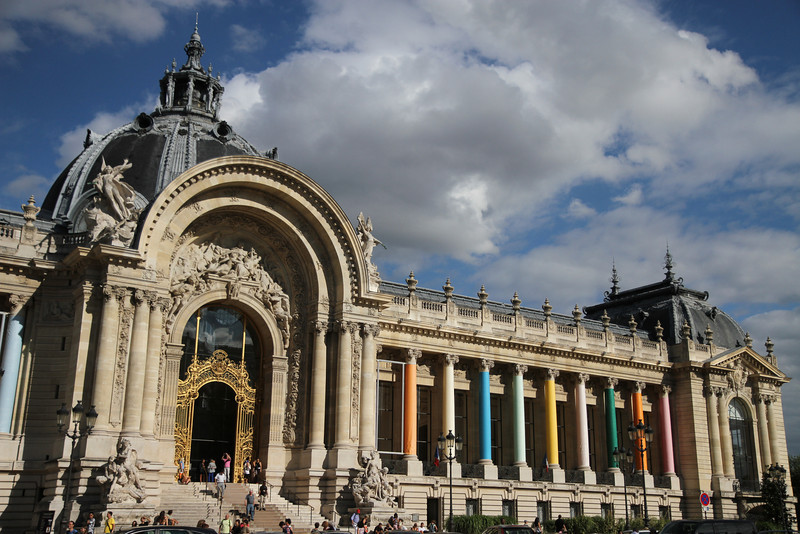 "The ""Petit"" Palace of Arts."