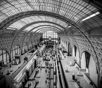 Musee D'Orsay Panorama
