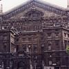 Rear of l'Opera Garnier
