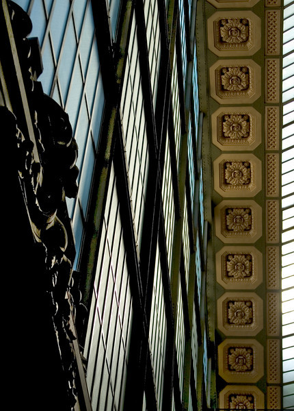 Architechtural Detail, Musee D'Orsay