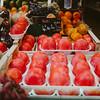 fresh fruit from a street vendor in Paris