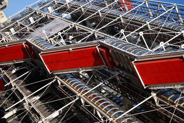 Paris Pompidou Museum