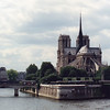 Notre Dame, Ile de la Cite from Pont la Tournelle