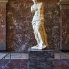 Venus de Milo in the Louvre