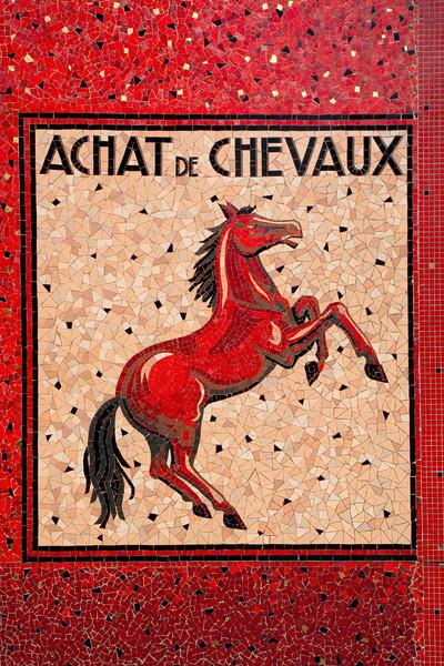 Achat de Chevaux, Le Marais