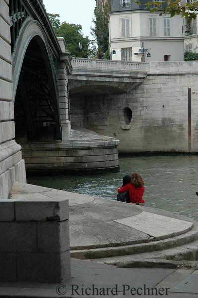 Love on the Seine