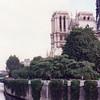 Notre Dame, Ile de la Cite, from Pont (bridge) de Sully