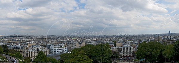 Panoramic Paris
