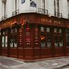 exterior of an irish pub in paris