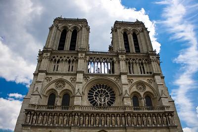 Notre Dame - West Facade