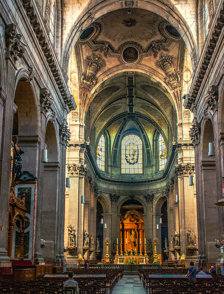 Saint Sulpice Paris