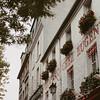 pretty buildings in Montmartre