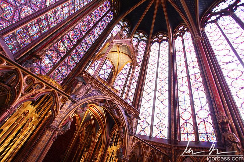 Sainte Chapel (Paris, FR)