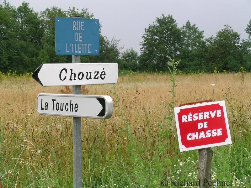 La Touche to Chouze