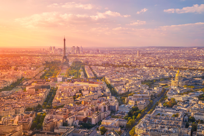 City of Paris.