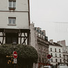Montmartre neighborhood Paris