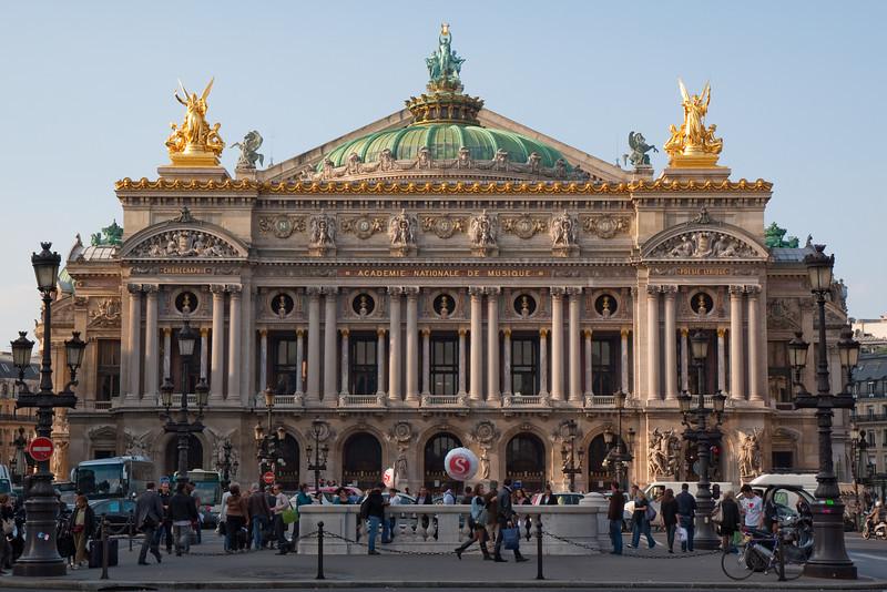 Palais Garnier a.k.a Opéra de Paris or Opéra Garnier
