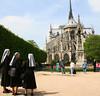 Nuns at Notre Dame