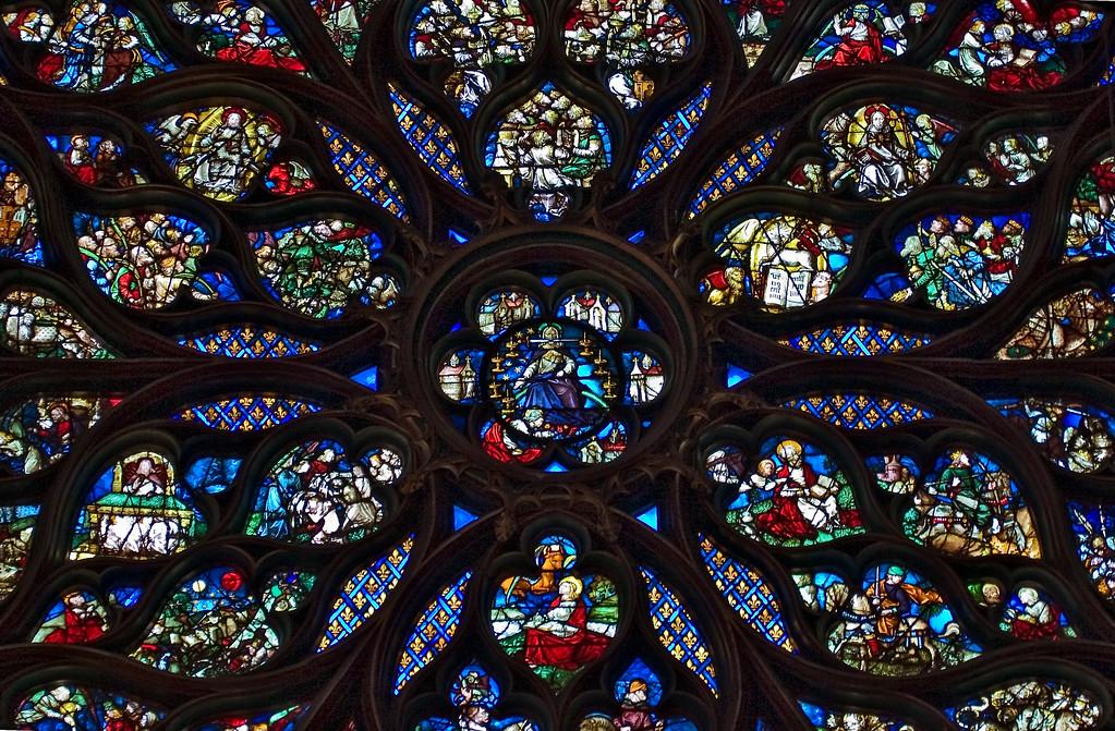 Sainte Chapelle Rose