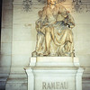 Composer Rameau at l'Opera Garnier