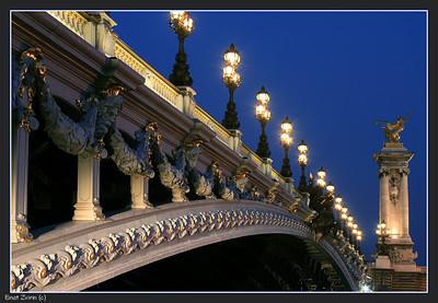 Alexander III Bridge