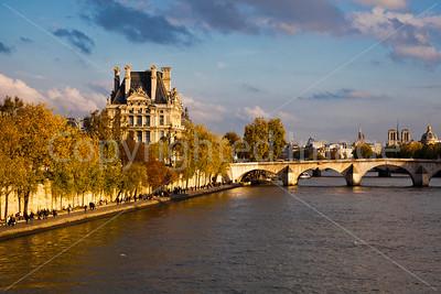 Sunday on The Seine