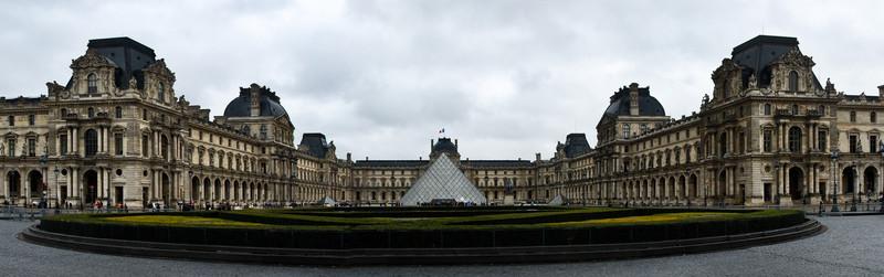Paris - Musee de Louvre
